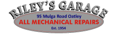 Riley's Garage mechanics Oatley Sydney